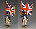 R.N. Midshipman w/Union Jack