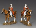 LAWRENCE OF ARABIA - The Movie - Feisal's Mounted Bodyguard